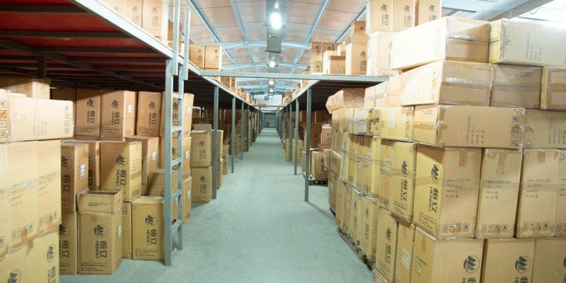 Greener Warehouse