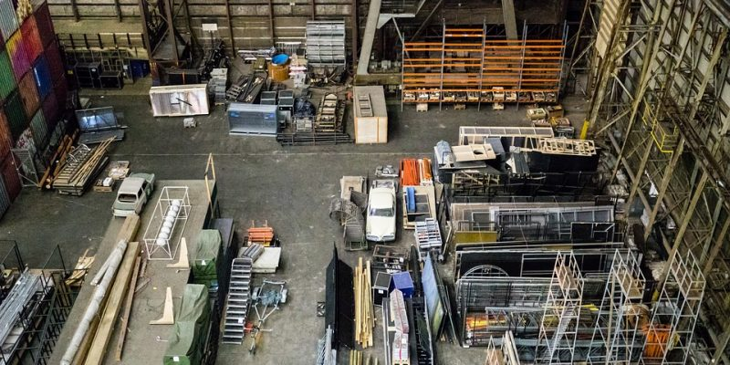 How to Keep Your Warehouse Better Organized