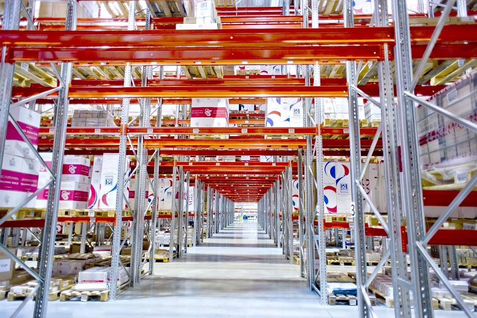 Take Your Warehouse Management to the Digital Level - Cato Industrial